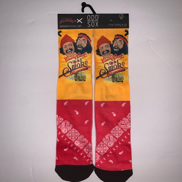 ODD SOCKS Other - NWT ODD SOX CHEECH & CHONG 40th Anniversary Socks
